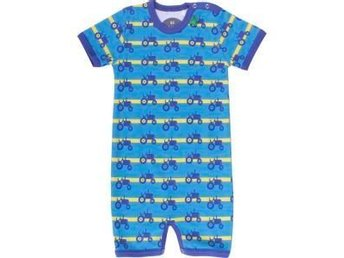 REA, SISTA! NY Fred´s eko dress beach body pyjamas traktorer traktor farm stl 56