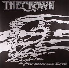 The Crown - Deathrace King - LP