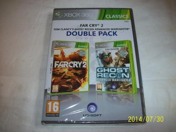 FAR CRY 2 & GHOST RECON ADVANCED WARFIGHTER - NY INPLASTAD