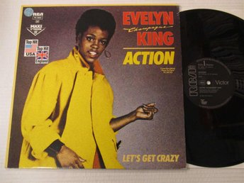 "Evelyn ""Champagne King"" ""Action"""