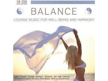 Balance - Lounge Music For Well-being & Harmony (12CD) - Nossebro - Balance - Lounge Music For Well-being & Harmony (12CD) - Nossebro