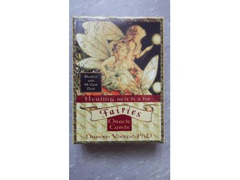Healing with the Fairies Oracle Cards. Doreen Virtue Nytt! - Nybro - Healing with the Fairies Oracle Cards. Doreen Virtue Nytt! - Nybro