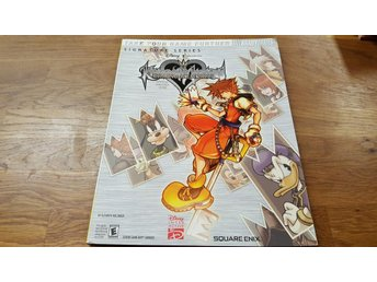 KINGDOM HEARTS CHAIN OF MEMORIES STRATEGY GUIDE NY