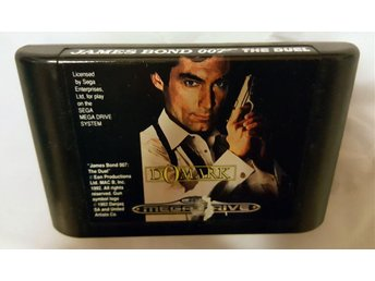 James Bond 007 The Duel | SEGA Mega Drive