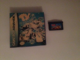 Ty 2 Gameboy advance
