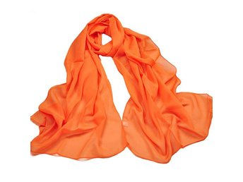 Långa Soft Summer Spring Chiffong Ladies Beach Scarf Fashion