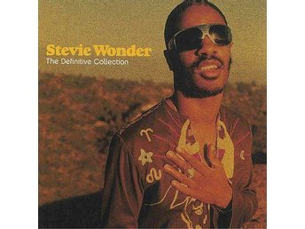 2-CD Stevie Wonder - The Defintive Collection pop, soul, funk