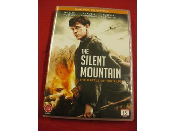 THE SILENT MOUNTAIN - THE BATTLE OF THE ALPS - DVD