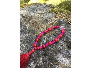 NY Handmade tassel bead armband boho yoga jewellery - Tyresö - NY Handmade tassel bead armband boho yoga jewellery - Tyresö