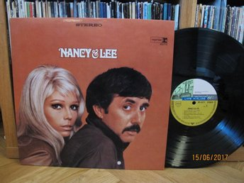 Lee Hazlewood - Nancy & Lee, GER lp 1968