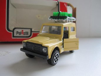 Polistil Fiat Campagnola, Made in Italy