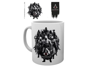 Mugg - Spel - Assassins Creed 10 years (MG2379)