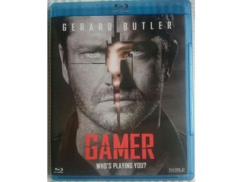 "Blu-ray Action "" Gamer """