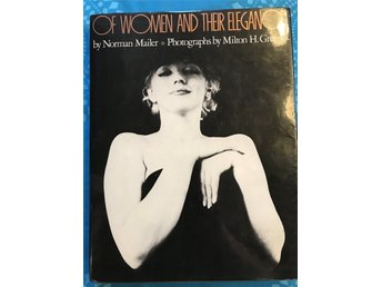 NORMAN MAILER of woman and their beauty felfri bok