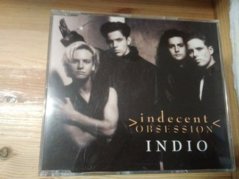 Indecent Obsession - Indio, CD
