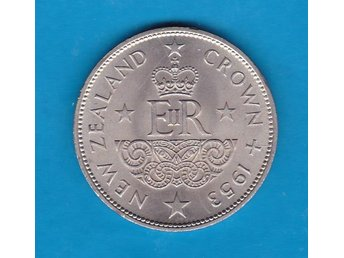 NEW ZEALAND   Crown 1953
