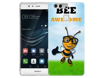 Huawei P9 Skal Bee Awesome