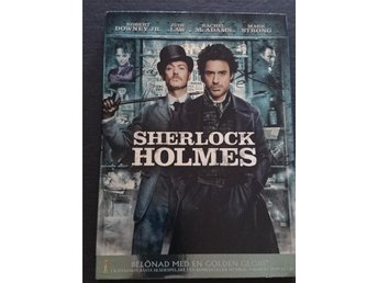 Sherlock Holmes - Robert Downey JR, Jude Law - Svensk text