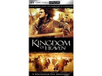 Kingdom of Heaven (UMD Film) - Sony PSP