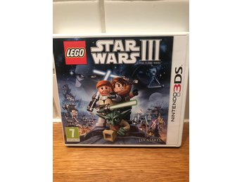 Lego Star wars 3 Nintendo 3DS