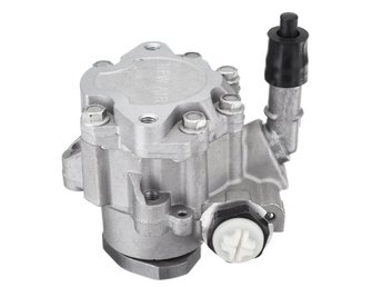 New Power Steering Pump Engine Air Pump For BMW E46 3 Ser...