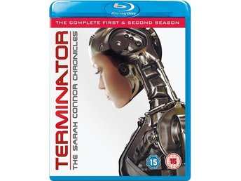 Terminator - The Sarah Connor Chronicles - Series 1-2 Blu-ray