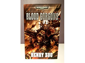 Blood Gorgons (Warhammer 40k, Black Library)