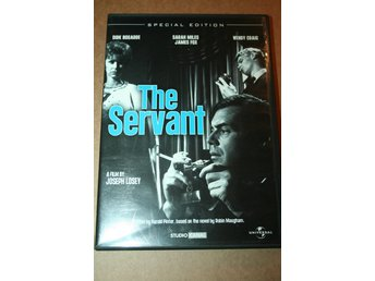 The Servant - Special edition (DVD)