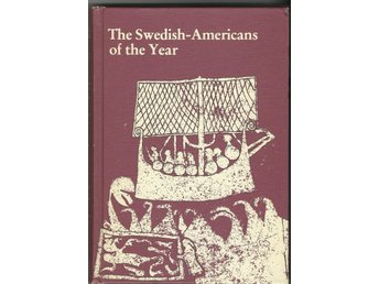 "Bok ""The Swedish-Americans ofn the Year"""