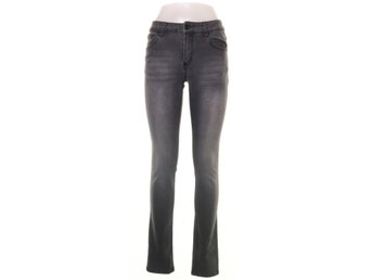 Perfect Jeans Gina Tricot, Jeans, Strl: 28, Grå