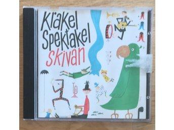 Cd Saga Krakel Spektakel Skivan 363434214 ᐈ Kop Pa Tradera