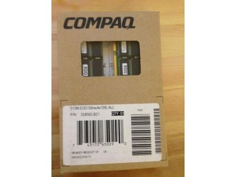 Compaq 512MB (4x128MB) EDO 168-pin Kit