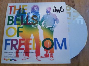 BWO - THE BELLS OF FREEDOM (6-TRACK SINGLE) '08