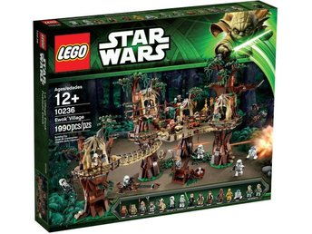 LEGO Exclusive - Star Wars Ewok Village 10236