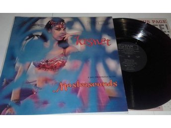 The Mastersounds - Kismet ,  U.S. World Pacific Jazz mono orig, lp -58