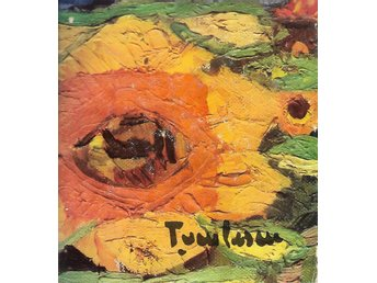 Ion Tuculescu konstbok - Vallbyberg 8,finsta,roslagen - Ion Tuculescu konstbok - Vallbyberg 8,finsta,roslagen