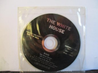 THE WHITE HOUSE - RAIN