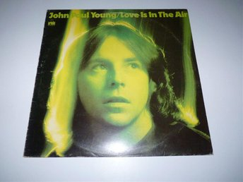 John Paul Young, Love is in the air, 1977