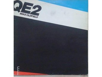 Mike Oldfield title*  QE2* Folk Rock, Prog Rock Scandinavia LP
