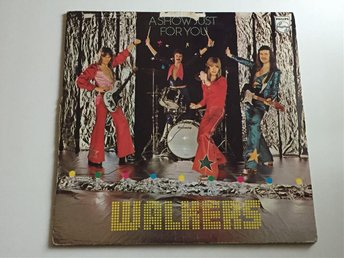 Walkers - A Show Just For You (LP) [PHILIPS 6318 019] Denmark 1974