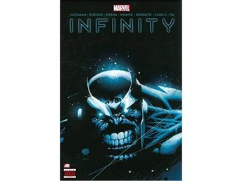 Infinity by Jonathan Hickman OMNIBUS
