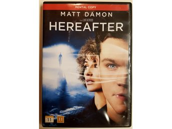 Dvd - Hereafter