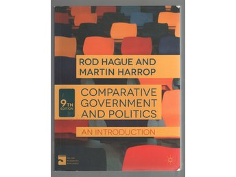 Comparative government and politics - An introduction - 9 upplagan