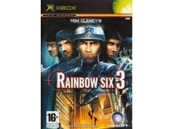 XBOX - Rainbow Six 3 (Beg)