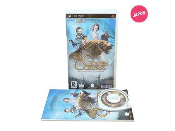 The Golden Compass (Nordisk utgåva / PSP)