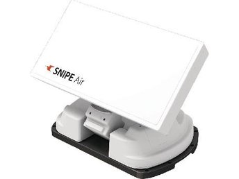 Selfsat SNIPE AIR Automatic IP Flat Satellite Antenn Vit