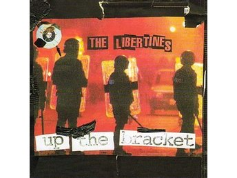 Libertines - Up The Bracket (Vinyl) NY LP