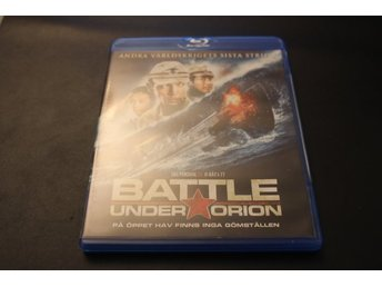 Blu-ray: Battle under Orion