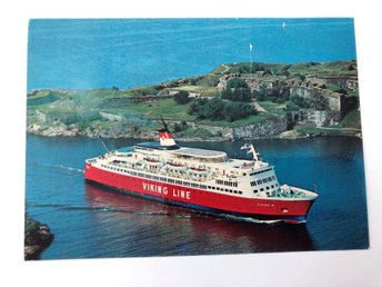 Ms Viking 6 Viking Line / Rederi Sally 1974