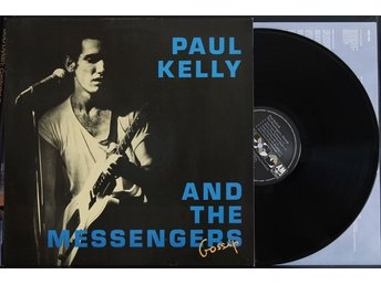 Paul Kelly & The Messengers - Gossip - LP